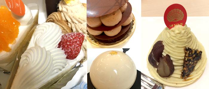 神戸のカフェ・ケーキ